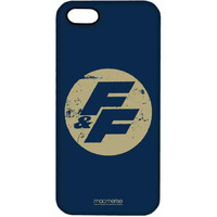F & F Blue - Pro Case for iPhone 5/5S