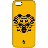 KR Yellow Tiger - Pro Case for iPhone 5/5S