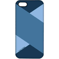 Blue Stripes - Pro Case for iPhone 5/5S