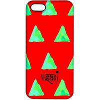 Masaba Red Cone - Pro Case for iPhone 5/5S