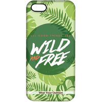 Wild and Free - Pro Case for iPhone 5/5S