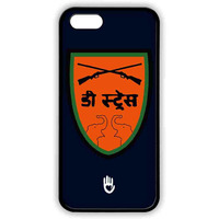 KR Shield Navy - Lite Case for iPhone 5/5S
