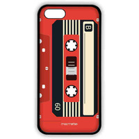 Casette Red - Lite Case for iPhone 5/5S