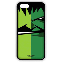 Face Focus Hulk - Lite Case for iPhone 5/5S