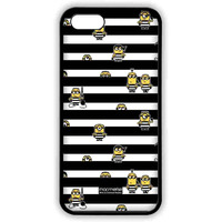 Black Stripes Minions - Lite Case for iPhone 5/5S
