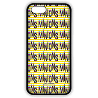 Minion Word Art - Lite Case for iPhone 5/5S