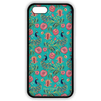 Payal Singhal Anaar and Mor Teal - Lite Case for iPhone 5/5S