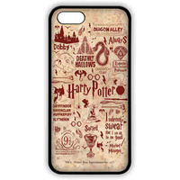 Harry Potter Infographic Red - Lite Case for iPhone 5/5S