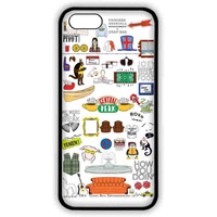 Friends Doodle - Lite Case for iPhone 5/5S