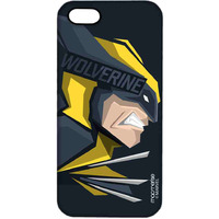 Dont Mess with Wolverine - Pro Case for iPhone 5/5S