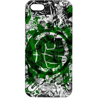 Splash Out Hulk Fist - Pro Case for iPhone 5/5S