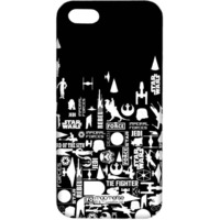 Star Wars Era - Pro Case for iPhone 5/5S