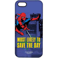 Spiderman Saves the Day - Pro Case for iPhone 5/5S