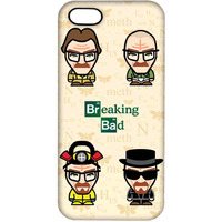 Breaking Bad Caricatures  - Sublime Case for iPhone 4/4S
