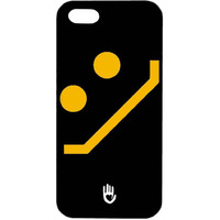 KR Yellow Smiley - Sublime Case for iPhone 4/4S