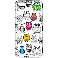 Owl Art - Sublime Case for iPhone 4/4S