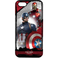 The Civil War - Sublime Case for iPhone 4/4S