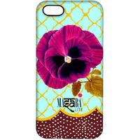 Masaba Pink Flower - Sublime Case for iPhone 4/4S