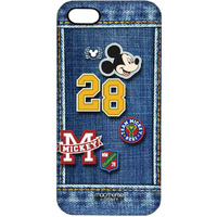 Denim Mickey 28 - Sublime Case for iPhone 4/4S