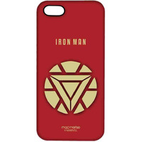 Minimalistic Ironman - Sublime Case for iPhone 4/4S