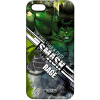 Stay Angry Hulk - Sublime Case for iPhone 4/4S