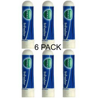 (6 Pack) Vicks Inhaler for Nose Relief  & Allergies - 0.5 ml Each