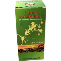 Amir Kalonji Oil Blackseed - 60 ml