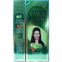 Dabur Amla Gold Hair Oil (2 Bottles) - 200 ml Each