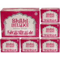 Shahi Deluxe Supari Mouth Freshner Betel Nuts (6 Boxes) - 144 Pouches