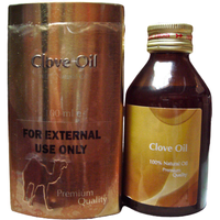Hemani Pure Natural Essential Herbal Clove Oil - 100 ml