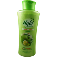 Nyle Herbal Damage Repair Shampoo Green Apple Lemon Amla Henna - 450 ml