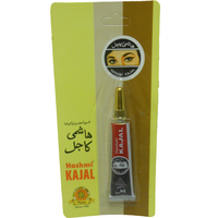 Hashmi Kajal Kohl Arabia Eyeliner Makeup Non-Toxic Natural Black - 4.5 Gm