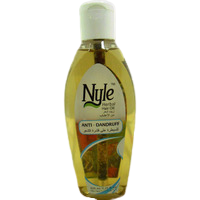 Nyle Herbal Anti Dandruff Hair Oil Hibiscus Amla Henna Fenugreek - 300 ml