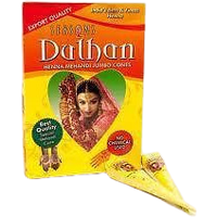 (3 Pack) Seasons Dulhan Mehendi Henna Tattoo Jumbo Cones