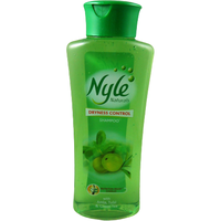 Nyle Herbal Dryness Control Shampoo Amla Tulsi Green Tea - 400 ml