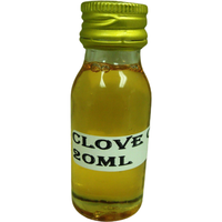 4 Bottles Clove Oil - 20 ml