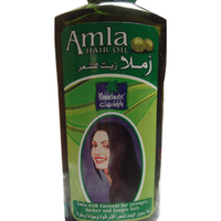 Parachute Amla Coconut Hair Oil Stronger Darker Longer Hair - 300 ml