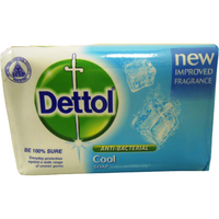 Pack of 12 Dettol 100gm Blue Cool Trusted Protection Soap