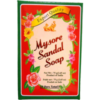 Mysore Sandal Sandalwood Soap (50 Bars) - 75 Gm Each