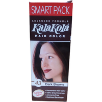 Kala Kola #43 Dark Brown Permanent Hair Color