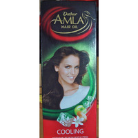 Dabur Amla Hair Oil Cooling Relief Stress-Soothing for Scalp - 200 ml