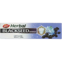 (3 Pack) Dabur Blackseed Toothpaste Herbal