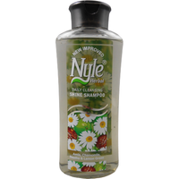 Nyle Herbal Daily Cleansing Shine Shampoo Amla Chamomile - 200 ml