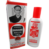 Ayurvedic Dharasana Malis Tel Massage Oil - 65 ml