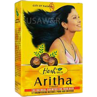 Buy 3 Get 1 Free Hesh 100Grams Aritha Reetha Soapnut Powder Hair Scalp C