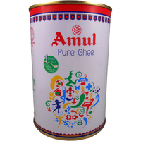Pack of 2 -Amul Pure Ghee Cooking Oil - 1 kg