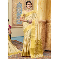 Flawless Gold Tussar ...