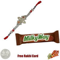 Milky Way Bar  Rakhi ...