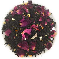 Nargis Rose Earl Grey Black Tea Unique Blend Healthy Herbal Beverage