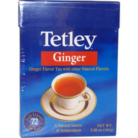 Tetley Ginger 72 Tea ...